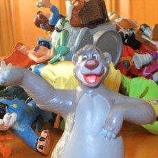 Figuras de Goma y PVC: FIGURA PVC, EL LIBRO DE LA SELVA , BALOO, BULLY. Lote 39073681