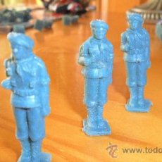 Figuras de Goma y PVC: FIGURA PLASTICO PREMIUM PARACAIDISTA TODDY Nº 5, 60S MUY RARO. Lote 39074500