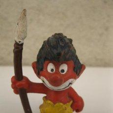 Figuras de Goma y PVC: SCHLIP - PERSONAJE DE LOS PITUFOS - FIGURA DE PVC - SCHLIPS - PEYO - BULLY.. Lote 39075771