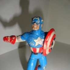 Figuras de Goma y PVC: CAPITAN AMERICA DE COMICS SPAIN. Lote 39136740