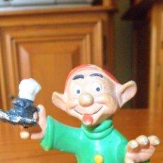 Figuras de Goma y PVC: FIGURA PVC, BLANCANIEVES Y LOS SIETE ENANITOS, COMICS SPAIN. Lote 39328799