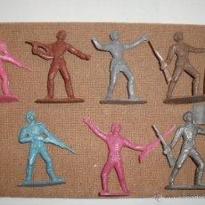 Figuras de Goma y PVC: SOLDADOS DEL MUNDO COMANSI,ITALIANOS. Lote 50235584