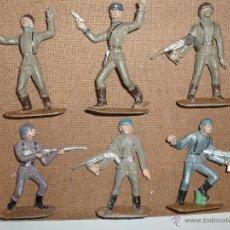Figuras de Goma y PVC: SOLDADOS DEL MUNDO COMANSI,ALEMAN ALEMANES. Lote 39410449