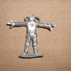 Figuras de Goma y PVC: FIGURA ROBOT 2007 SERIE OVNI ESPACIO COMANSI. Lote 39423866