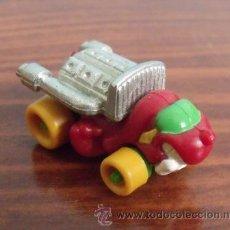 Figuras Kinder: FIGURA PVC KINDER SORPRESA DE LA COLECCIÓN FORMEL 1 DER TIERE. Lote 39434737