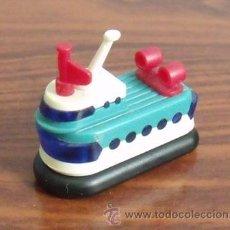 Figuras Kinder: FIGURA PVC KINDER SORPRESA COLECCIÓN LUFTKISSENBOOTE. Lote 39435674