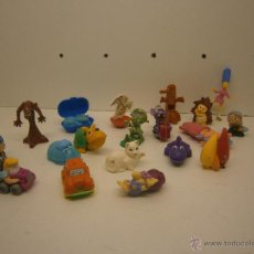 Figuras Kinder: LOTE JUGUETES KINDER SORPRESA. Lote 39450319