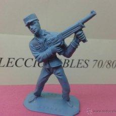 Figuras de Goma y PVC: SOLDADOS DEL MUNDO COMANSI CUBANO Nº 1028 DE PLASTICO O PVC ORIGINAL AÑOS 70/80. Lote 39515314