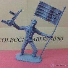 Figuras de Goma y PVC: SOLDADOS DEL MUNDO COMANSI CUBANO Nº 1026 DE PLASTICO O PVC ORIGINAL AÑOS 70/80. Lote 39515342