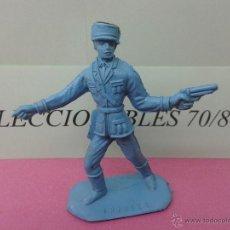 Figuras de Goma y PVC: SOLDADOS DEL MUNDO COMANSI FRANCES Nº 1007 DE PLASTICO O PVC ORIGINAL AÑOS 70/80. Lote 39515445