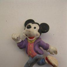 Figuras de Goma y PVC: MICKEY MOUSE - FIGURA DE PVC - WALT DISNEY - BULLY.. Lote 39505592