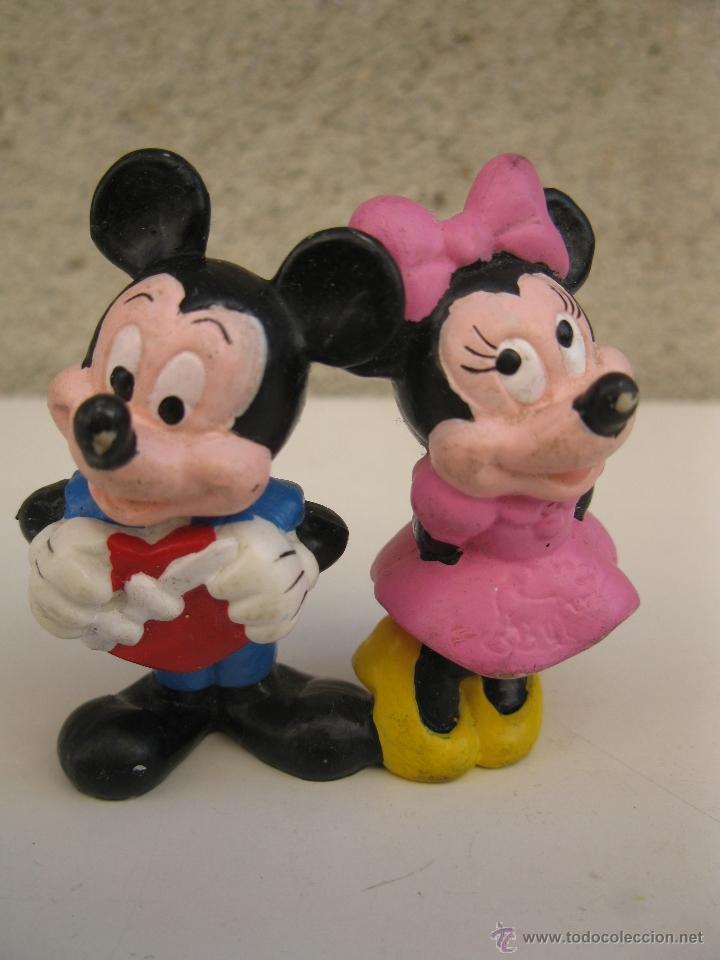 Mickey mouse y minnie enamorados figura de pv comprar otras mickey mouse y minnie enamorados figura de pvc walt disney applause altavistaventures Choice Image