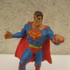 Figuras de Goma y PVC: SUPERMAN - FIGURA DE PVC - DC COMICS - COMICS SPAIN - AÑO 1988.. Lote 39506045