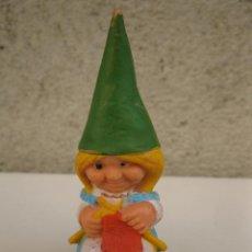 Figuras de Goma y PVC: LISA - PERSONAJE DE DAVID EL GNOMO - FIGURA DE PVC - BRB.. Lote 39648508