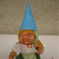 Figuras de Goma y PVC: LISA - PERSONAJE DE DAVID EL GNOMO - FIGURA DE PVC - BRB.. Lote 47023416