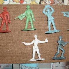 Figuras de Goma y PVC: SOLDADOS DEL MUNDO COMANSI,JAPONES ALEMAN FRANCES. Lote 39709735