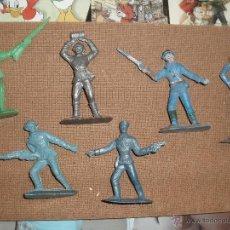 Figuras de Goma y PVC: SOLDADOS DEL MUNDO COMANSI,FRANCES. Lote 39709805