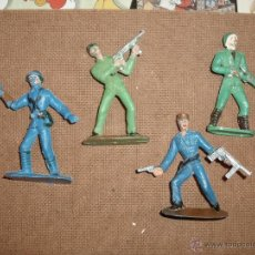 Figuras de Goma y PVC: SOLDADOS DEL MUNDO COMANSI,ITALIANO,FRANCES CUBANO. Lote 39709853