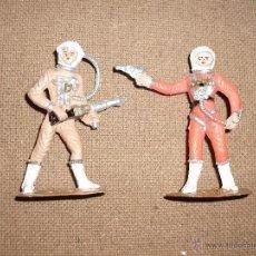 Figuras de Goma y PVC: COMANSI SERIE OVNI 2 FIGURAS ESPACIO 2021 Y 2023. Lote 39709985