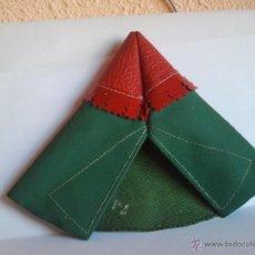 Figuras de Goma y PVC: TIENDA INDIA DE PECH EN CUERO AÑOS 50 . Lote 39789989