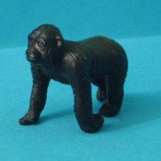 Figuras de Goma y PVC: GORILA. ALTURA 3 CM. Lote 39813850
