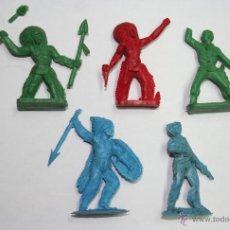 Figuras de Goma y PVC: LOTE FIGURAS OESTE PIPERO. Lote 39907013