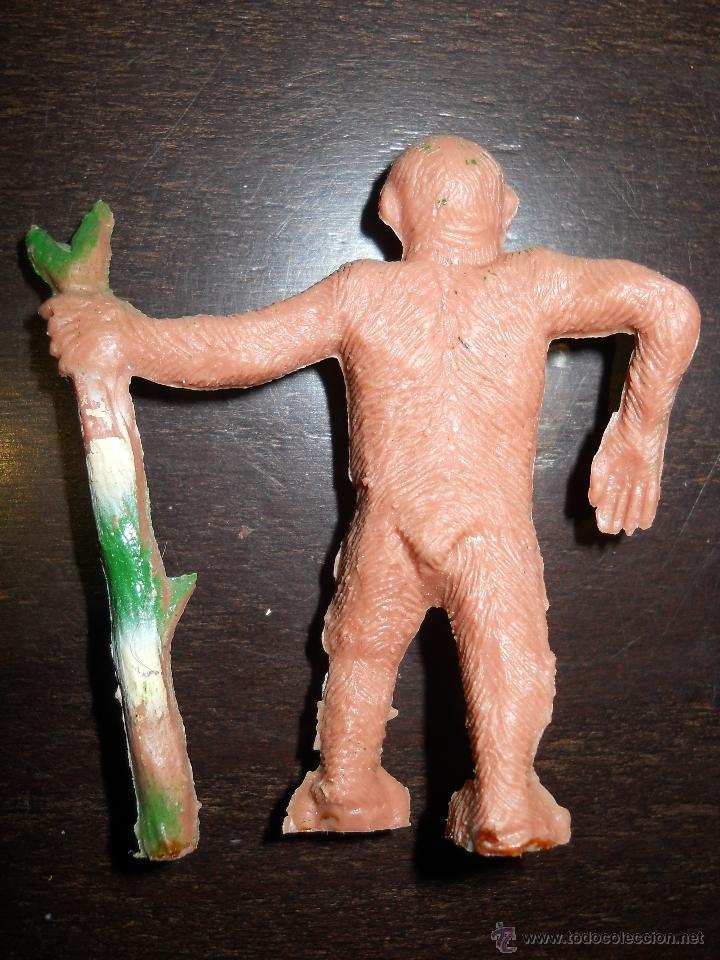 Figuras de Goma y PVC: JECSAN : GORILA DEL GRAN CIRCO DIR Y DOR - CIRCO JECSAN AÑOS 60 - Foto 2 - 40082951