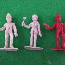 Figuras de Goma y PVC: FIGURAS THUNDERBIRDS DE COMANSI. Lote 40261234