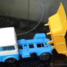 Figuras de Goma y PVC: CAMION. Lote 40307463