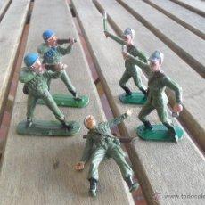 Figuras de Goma y PVC: SOLDADOS DE JECSAN . Lote 40332708