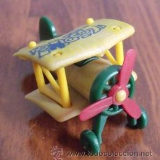 Figuras Kinder: FIGURA PVC AVION KINDER SORPRESA (FERRERO). Lote 40528327