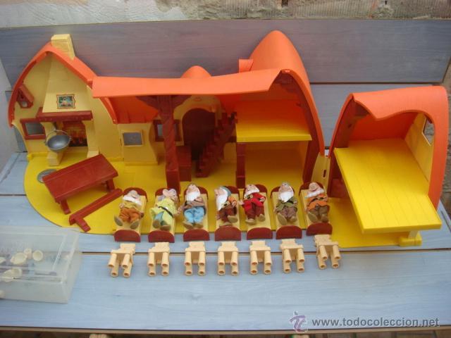 Casa de blancanieves y los 7 comprar - Casa de blancanieves y los 7 enanitos simba ...