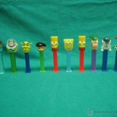 Figuras de Goma y PVC: LOTE DE MUÑECOS PEZ. Lote 40536352