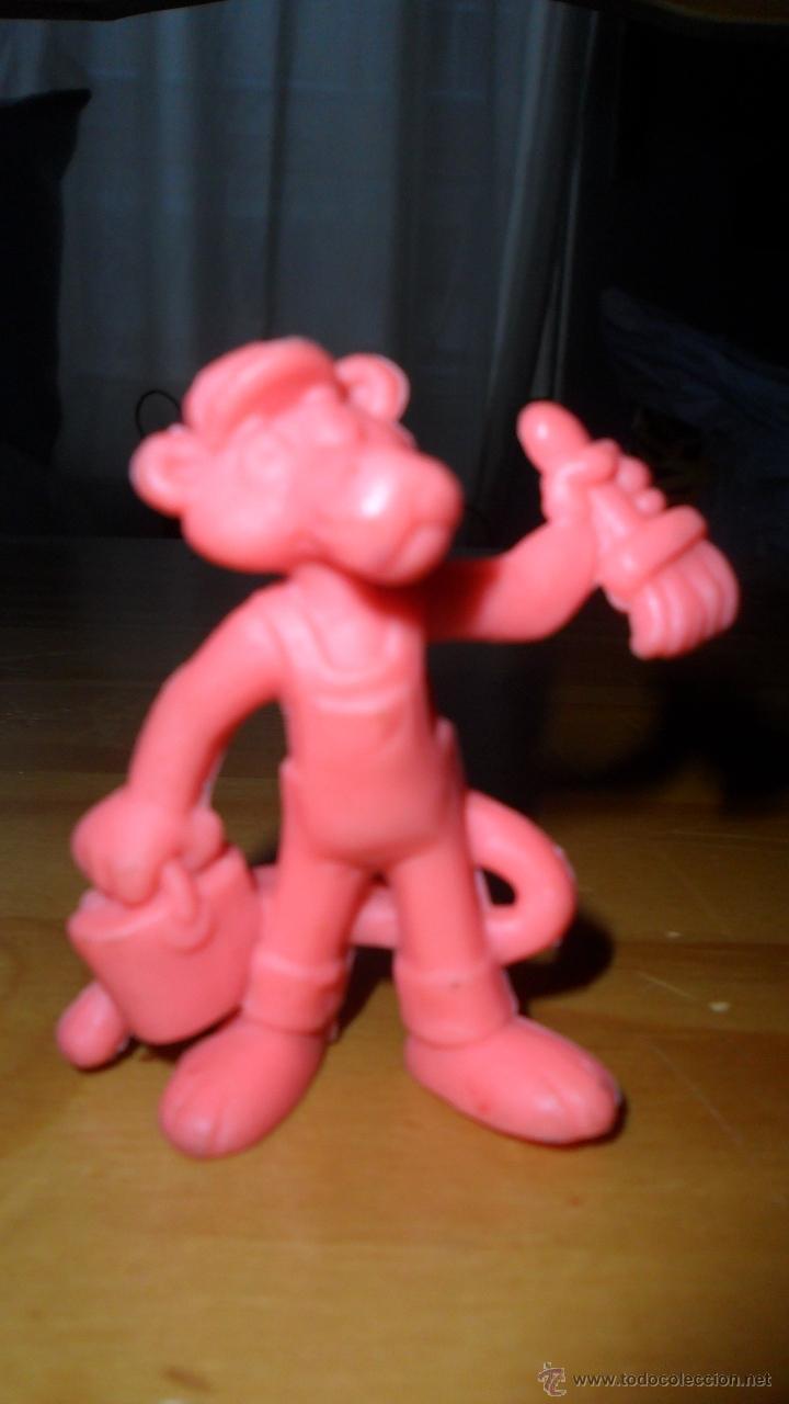 FIGURA PVC, LA PANTERA ROSA, BULLY (Juguetes - Figuras de Goma y Pvc - Bully)