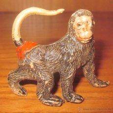 Figuras de Goma y PVC: MONO FABRICADO POR PECH,AÑOS 50 Ó 60. Lote 40551093