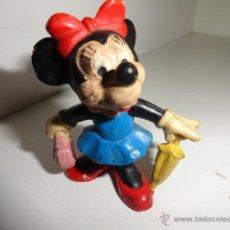 Figuras de Goma y PVC: FIGURA MINNIE MICKEY BULLY . Lote 40674776