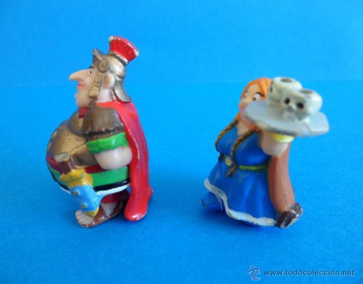 Figuras Kinder: Figuritas varias y despiece de Asterix - Kinder Sorpresa - Vikea esposa de grossebaf y otros - Foto 2 - 40823074