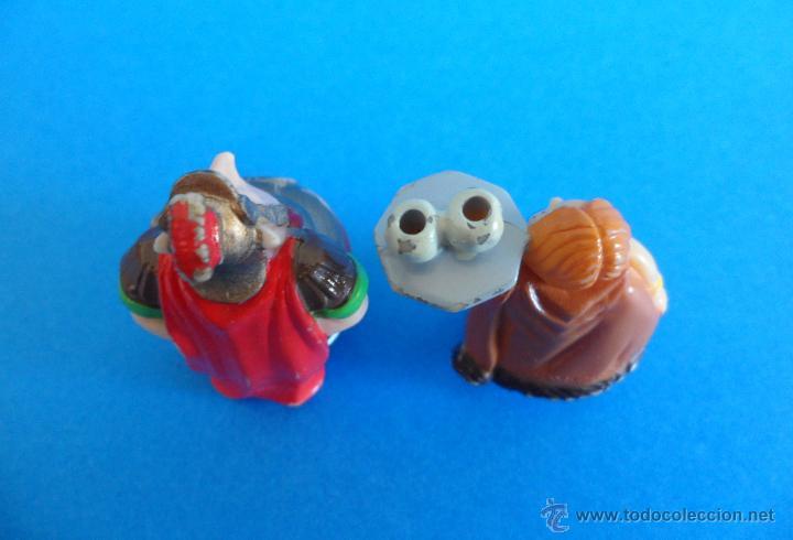 Figuras Kinder: Figuritas varias y despiece de Asterix - Kinder Sorpresa - Vikea esposa de grossebaf y otros - Foto 3 - 40823074