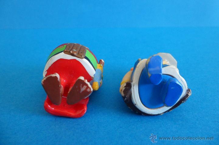 Figuras Kinder: Figuritas varias y despiece de Asterix - Kinder Sorpresa - Vikea esposa de grossebaf y otros - Foto 4 - 40823074