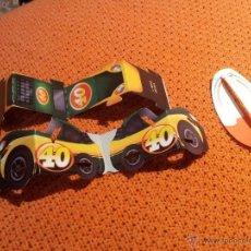 Figuras Kinder: FIGURA HUEVO KINDER COCHE DESMONTABLE. Lote 40842442