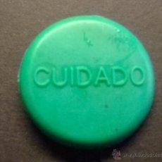 Figuras de Goma y PVC: PIN PINS DE PLASTICO PIPAS CHURRUCA CUIDADO. Lote 40971528