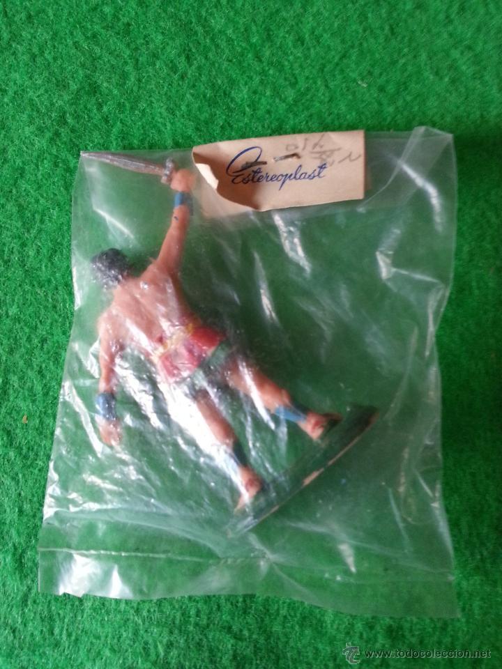 Gummi- und PVC-Figuren: ESTEREOPLAST JABATO NUEVO EN BOLSA ORIGINAL - Foto 3 - 40993259
