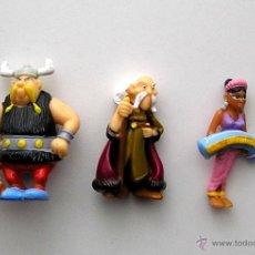 Figuras Kinder: LOTE DE FIGURAS DE ASTERIX KINDER. Lote 41013407
