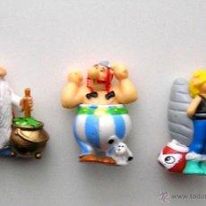 Figuras Kinder: LOTE DE FIGURAS DE ASTERIX KINDER. Lote 41013418
