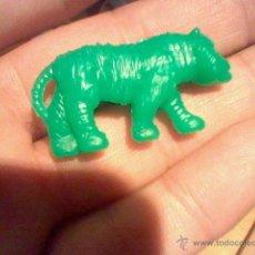 Figuras de Goma y PVC: PERSONAJE DUNKIN PREMIUM TIGRE VERDE ANIMAL. Lote 41082280