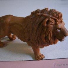 Figuras de Goma y PVC: FIGURA LEON SCHLEICH EN PVC - BUEN ESTADO -. Lote 41332085
