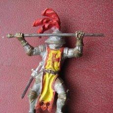Figuras de Goma y PVC: CRUZADO CON LANZA - BRITAINS. Lote 41467181
