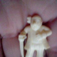 Figuras de Goma y PVC: DUNKIN PLASTICO EL BISCO TITO PREMIUM DETERGENTE. Lote 41530696