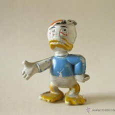 Figuras de Goma y PVC: FIGURA DE GOMA DE UN SOBRINO DEL PATO DONALD DE JECSAN. Lote 41615851