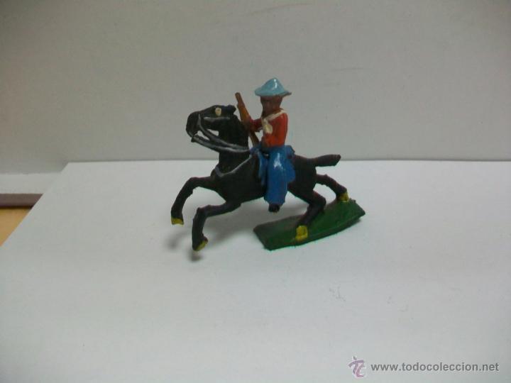 Figuras de Goma y PVC: FIGURA ANTIGUA EN GOMA ALCA CAPELL - modelo pech - Foto 2 - 41671628